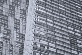 Hoge stijging kantoorgebouw — Stockfoto