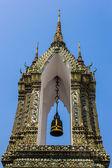 Wat Phra Chetuphon Vimolmangklararm Rajwaramahaviharn — Stock Photo