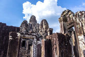 Bayon Temple in Angkor Thom, Cambodia — Stock Photo