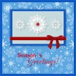 Christmas greeting card — Stock Vector #37219323