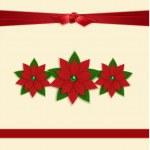 Christmas greeting card — Stock Vector #37252785