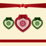 Christmas greeting card — Stock Vector #37252791