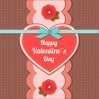 Valentine's day — Stock Vector #39393111