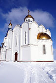 Slavic church — Stock Photo