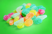 Viele Süßigkeiten — Stockfoto