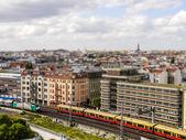 Tilt-shift berlin — Stok fotoğraf