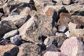 Sten bakgrund — Stockfoto