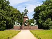 Bismarck statue in berlin — Stockfoto