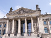 Parliament germany — Stock Photo