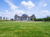 Bundestag in berlin — Foto Stock