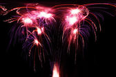 Abstract firework — Stock Photo