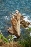 Splinter of island — Stock Photo