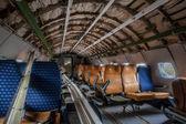 Abandonet passenger cabin — Photo