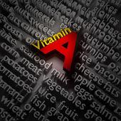 3d vitamins. — Stock Photo