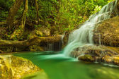 Erawan waterfall. — Stock Photo