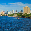 Chao Phraya River. — Stock Photo