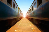 Train. — Stock Photo