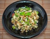 Ant egg salad. — Stock Photo