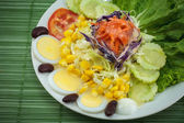 Egg salad. — Stock Photo