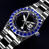 Luxury watch. — Stock Photo