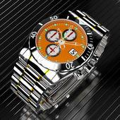 Chronograph Watch. — Stock Photo