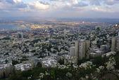 Haifa, Israel — Stock Photo