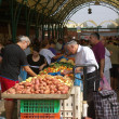 Marketplace in Sderot, Israel — Stock Photo