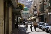 Nablus, palestinian territory, West Bank — Stock Photo