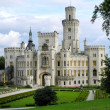 The Hluboka Castle — Stock Photo