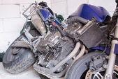 Motorcycle Repair — Стоковое фото