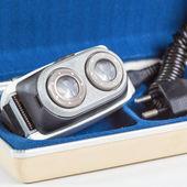 Old shaving razor — Stock Photo