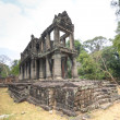 Preah Khan of angkor thom, Seim Reap, cambodia — Stock Photo