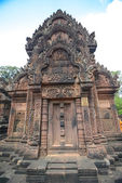 The Banteay Srei Temple — Stock Photo