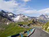 Austria - Tirol - Grossglockner — Stock Photo