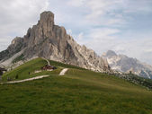 Italia - Dolomiti — Stock Photo