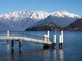 Lake of Como - Menaggio — Stock Photo