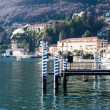 Stock Photo: Lake of Como - Menaggio