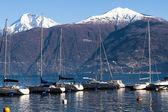 Lake of Como - Menaggio — Foto Stock