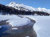 2013 Casaccia, Alpe Gana, Pian Segno, Casaccia — Stock Photo