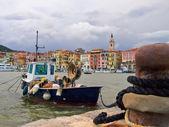2013 col di nava - costa ligure — Foto Stock