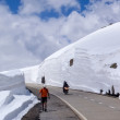 Stock Photo: Switzerland 2013 - Tour Alpine Passes