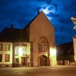 Church of Masevaux — Stock Photo