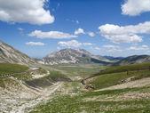 National Park of Gran Sasso — Stock fotografie