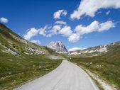 National Park of Gran Sasso — Stockfoto