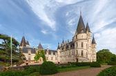Chateau du Nozet - Pouilly-sur-Loire — Stock Photo