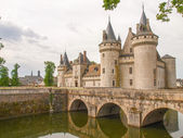 Chataeau Sully-s-Loire — Stock Photo
