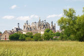 Chateau de Chambord — Stock Photo