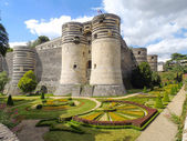 Chateau d'Angers — Stock Photo