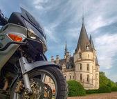 Chiteau du Nozet - Pouilly-sur-Loire — Stock Photo