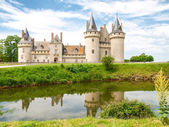 Chataeau Sully-s-Loire — Stockfoto